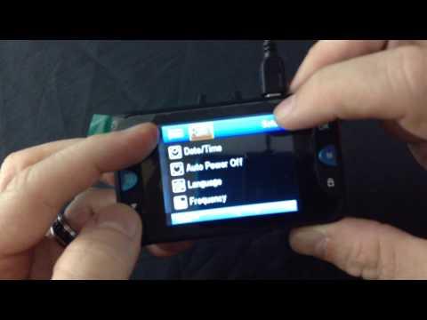 How to Format/Erase SD Card - Blue 1080P Dash Cam