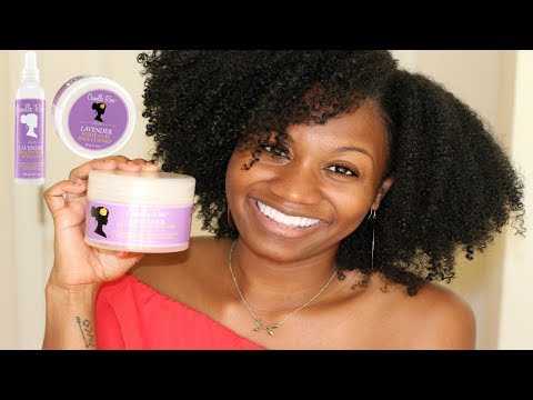 CAMILLE ROSE NEW LAVENDER COLLECTION WASH N GO  | EiffelCurls