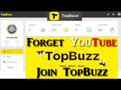 TopBuzz Rules in Bangla Tutorial ( Part – 1 )