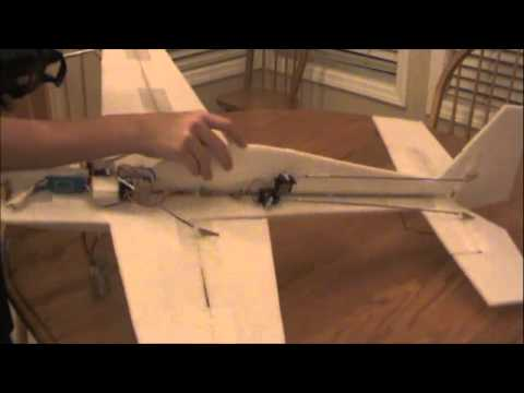 RcPowers Extra 300 Easy Beginner Rc Plane Part 3
