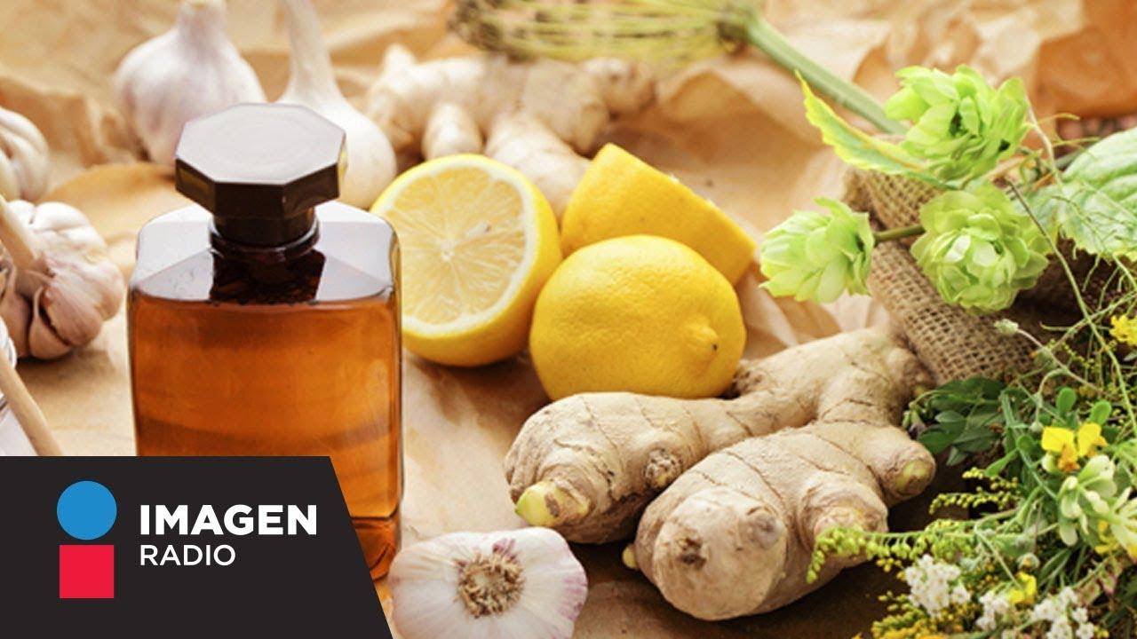 Antibióticos naturales y jugos para aumentar las defensas   Bien y Saludable