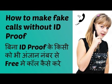 How to Call Someone As A Different Number   Fake IDCaller