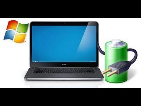 How to Extend Battery Life in Windows 7