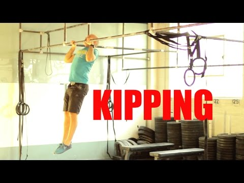 HOW TO LEARN A KIPPING PULL UP - Paradiso CrossFit