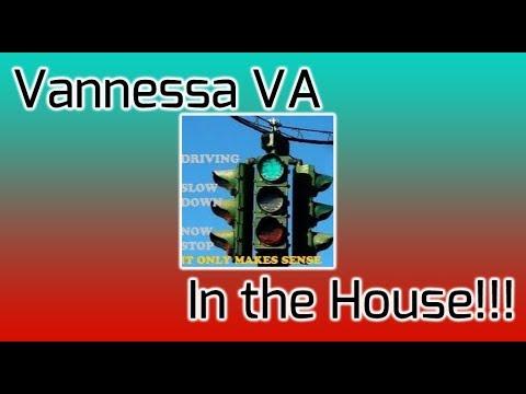 Special guest Vannessa VA LIVE