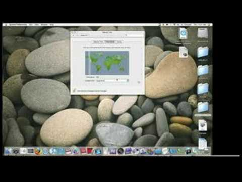 Mac Set-Up & Troubleshooting Tips : How to Change the Date & Time on a Mac