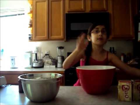 Cool Whip Frosting Video