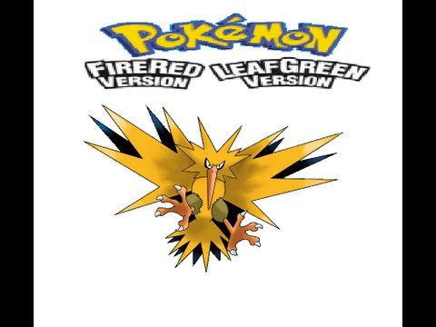 Pokemon FireRed/LeafGreen - Where to find Zapdos