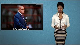 Zuma Forced To Resign; Buhari Wants N4.9B For Aso Rock Electricity; Door Falls Off Plane; Bushiri...