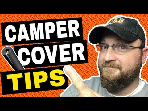How to Cover Your Camper for Winter