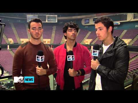Jonas Brothers  Back Together And Feels So Good