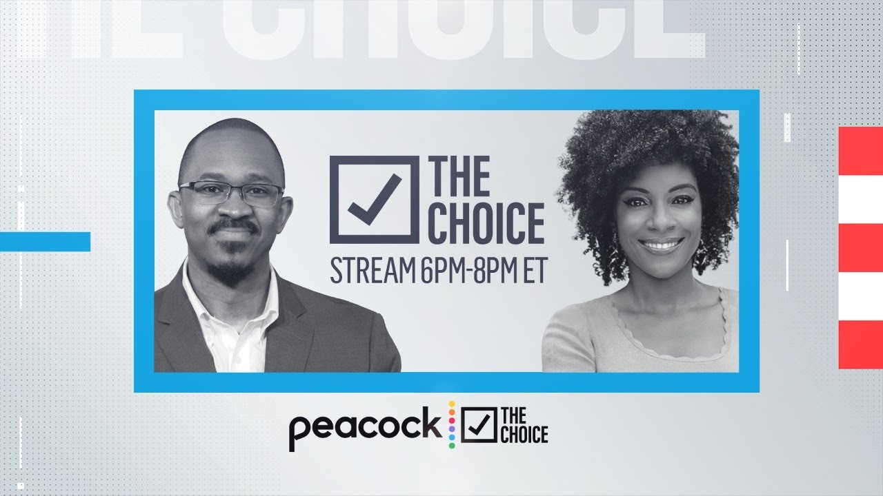 Zerlina, and The Week with Joshua Johnson | Live | The Choice on Peacock