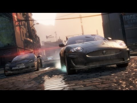 Need for Speed™ Most Wanted Jaguar XKR Hidden Location Find It, Drive It (NFS001)
