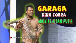 GARAGA The King Cobra Lagi Ganteng, DILEPAS Sama Panji | HITAM PUTIH (16/01/20) Part 3