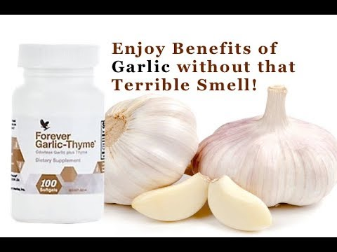 Enjoy Benefits of Garlic without the Brutal Smell