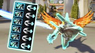 6 Kills With ONE Dash?!? - Overwatch Genji Dash Montage