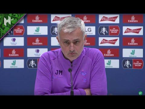 I'm waiting to hear on Gedson Fernandes | Jose Mourinho