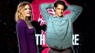 Truth or Dare Stars Lucy Hale & Tyler Posey Dare to EAT Cow Balls & Acted Out REAL Dares In Mexico
