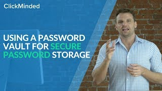 Password Managers: How to Use LastPass for Secure Password Storage (LastPass Tutorial 2019)