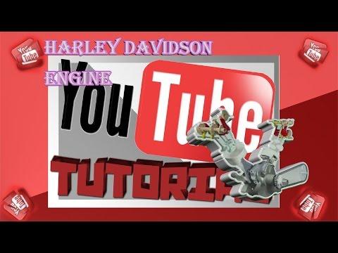 SOLIDWORKS PRESENTATION Harley Davidson Motorcycle Engine Tutorial Solidworks