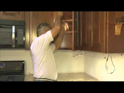 LED Under Cabinet Installation Video