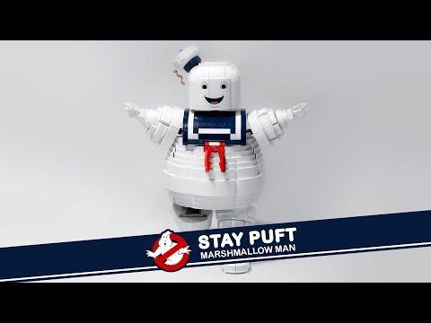 Stay Puft Marshmallow Man on Lego Ideas