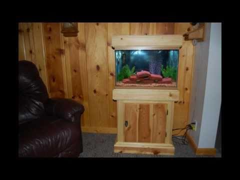 Build an Aquarium Stand