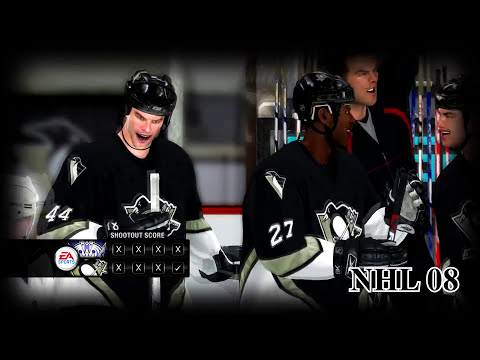 Xbox 360 NHL Video Game Tribube Montage (NHL 08-14)