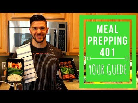 4 Super Quick & Healthy Meal Prep Ideas