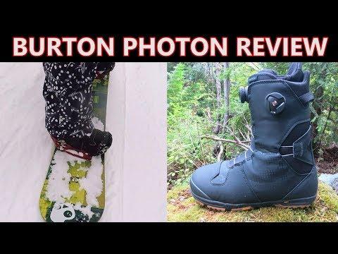 Burton Photon Snowboard Boot Review