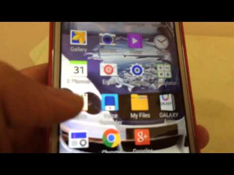 Whats on my samsung galaxy core prime