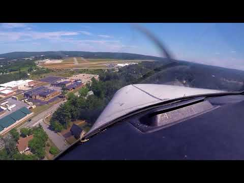 Flying Around New Hampshire   PA-28-151 Piper Warrior  