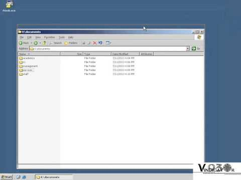 Group Accounts - FTP Part 2 (Windows Server 2003)