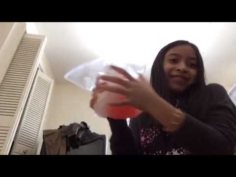 How to make slushy (with no blender and no freezer)