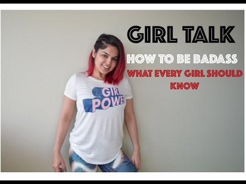 WHAT EVERY GIRL SHOULD KNOW | MUST WATCH