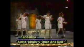 Fandango - Autos, Moda y Rock and Roll (En Vivo)