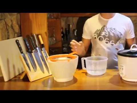 How To Make Sushi Rice How To Cook Sushi Rice  - How to Make Sushi Videos 2015