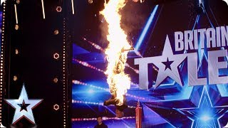 All of Daredevil Jonathan Goodwin's BGT Performances | Britain's Got Talent