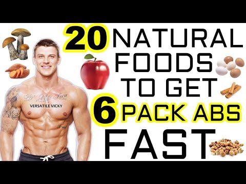 Foods For BodyBuilding | Foods For 6 Pack Abs