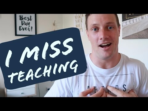 📚 My favourite things I miss about teaching