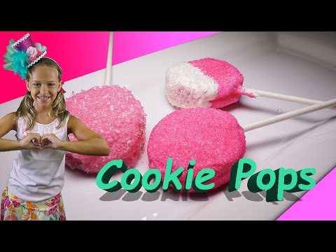 How to make Cookie Pops
