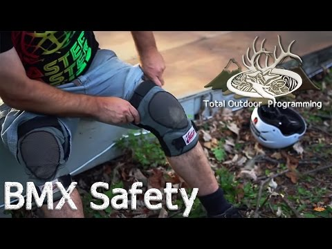 BMX Safety Check with Rich - How to stay safe when riding BMX