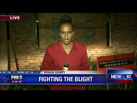 Fighting the blight