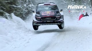 WRC Rally Sweden 2018 | MAX ATTACK