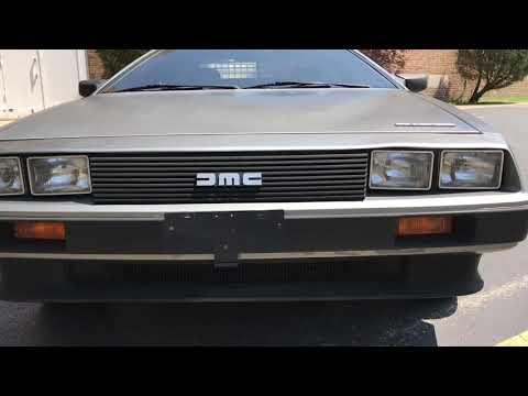 1983 DeLorean DMC12 For Sale