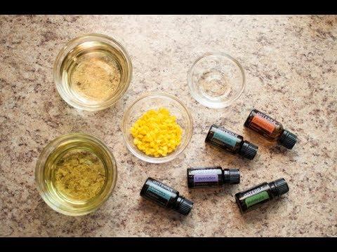 Soothing DIY Salve using doTERRA essential oils