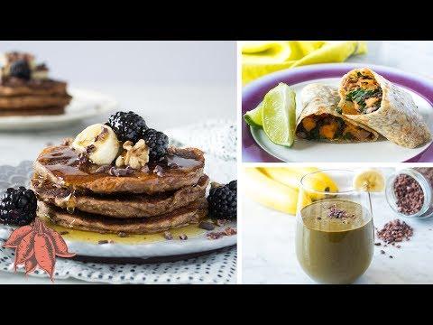 Gluten Free Vegan Breakfast Recipes