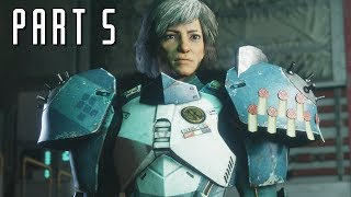 DESTINY 2 Walkthrough Gameplay Part 5 - First Exotic - Campaign Mission 5 (PS4 Pro)