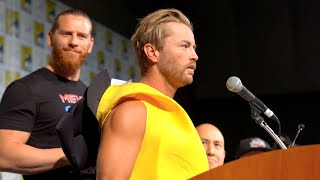 Drake Maverick crashes SDCC in search of R-Truth
