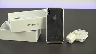 Apple iPhone 8 Unboxing & First Impressions | iPhone 8 Plus/ iPhone X Unboxing